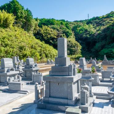 霊園・墓地について