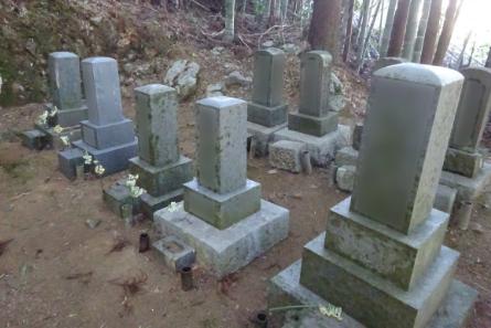 お骨の掘り上げ・改葬